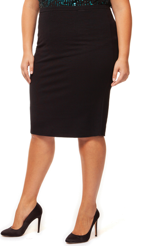 Pencil Skirt Plus