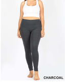 Plus Cotton Leggings