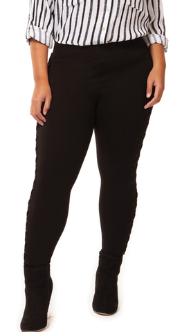 High Rise Legging Plus