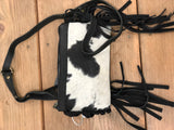 American Darling Crossbody Fur Wallet