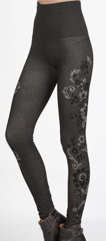 Dancing Florals Leggings