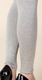 Leggings With Rhinestone