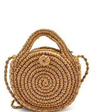 Canteen Straw Purse