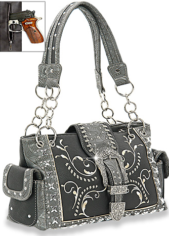 Western Buckle Conceal Carry Bag