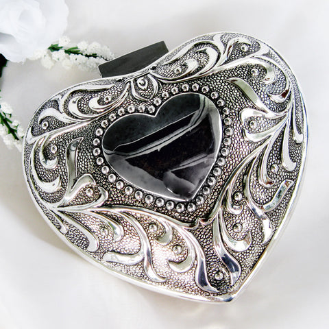 Royal Heart Jewelry Box 2617