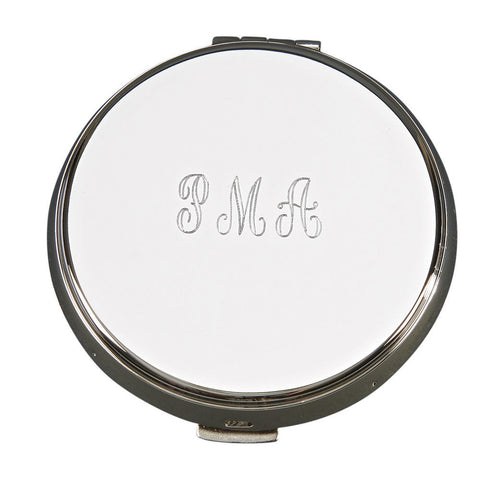 Round Compact Mirror 3067
