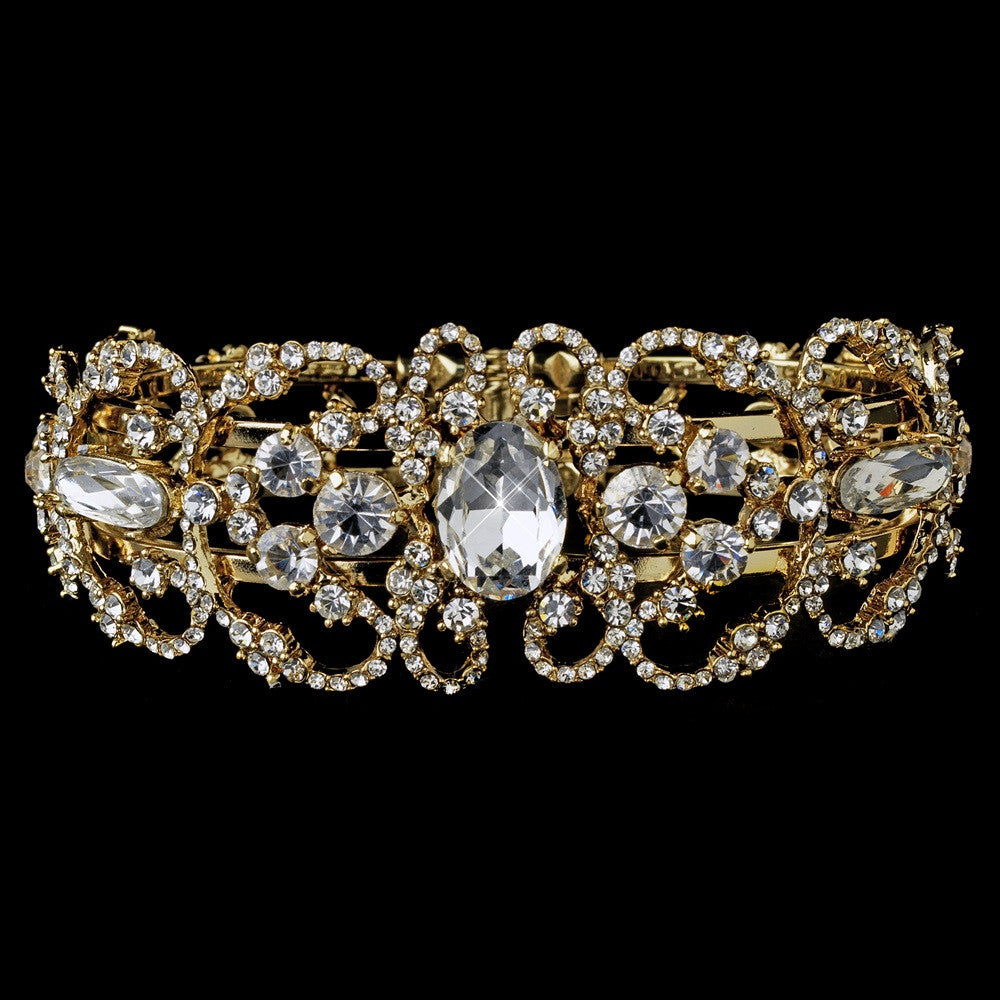 Bridal Wedding Bracelet 8390