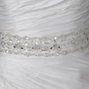 Beaded Sash Bridal Wedding Belt with Rhinestone, Bugle Bead & Sequin Accents 51