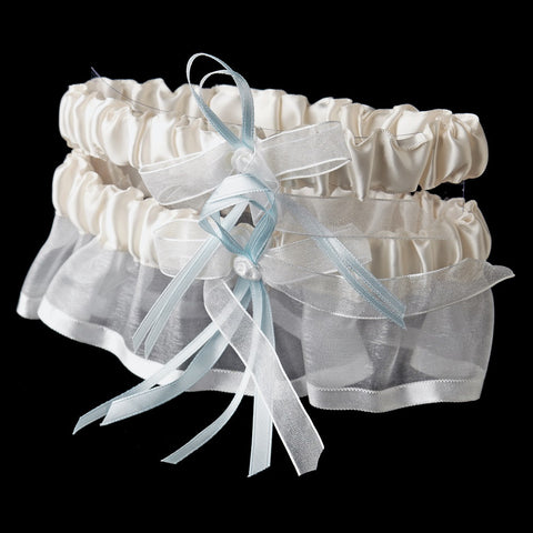Bridal Wedding Garter Set 90