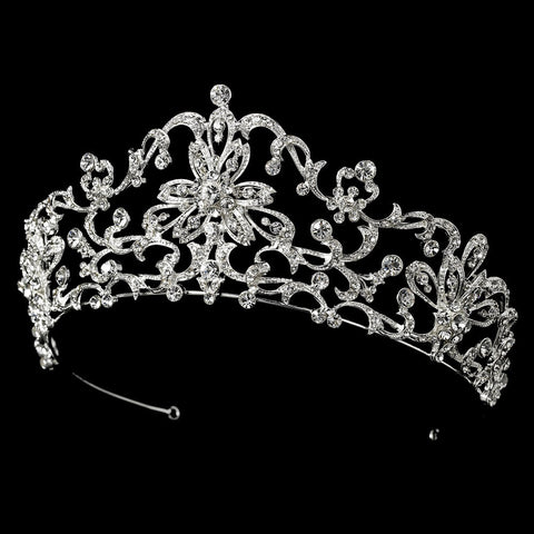 Elegant Bridal Wedding Tiara HP 13093