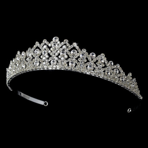 Rhinestone Bridal Wedding Tiara HP 6032