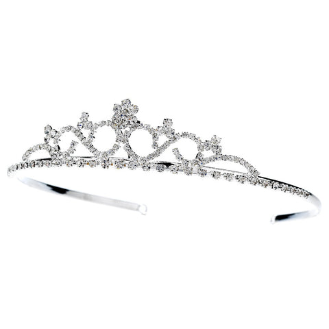 Classic Bridal Wedding Tiara HP 6189