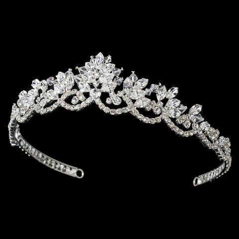 Vintage Inspired Bridal Wedding Tiara HP 7009
