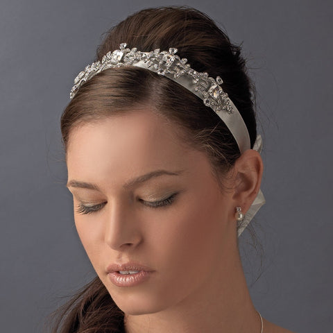 Vintage Bridal Wedding Ribbon Bridal Wedding Headband HP 8288