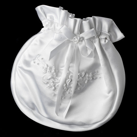 Bridal Wedding Money Bag 2