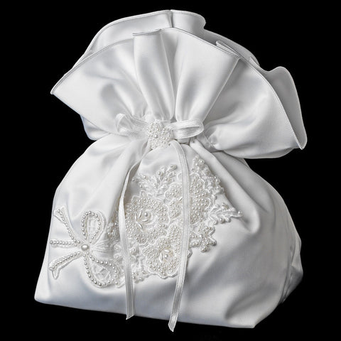 Bridal Wedding Money Bag 396