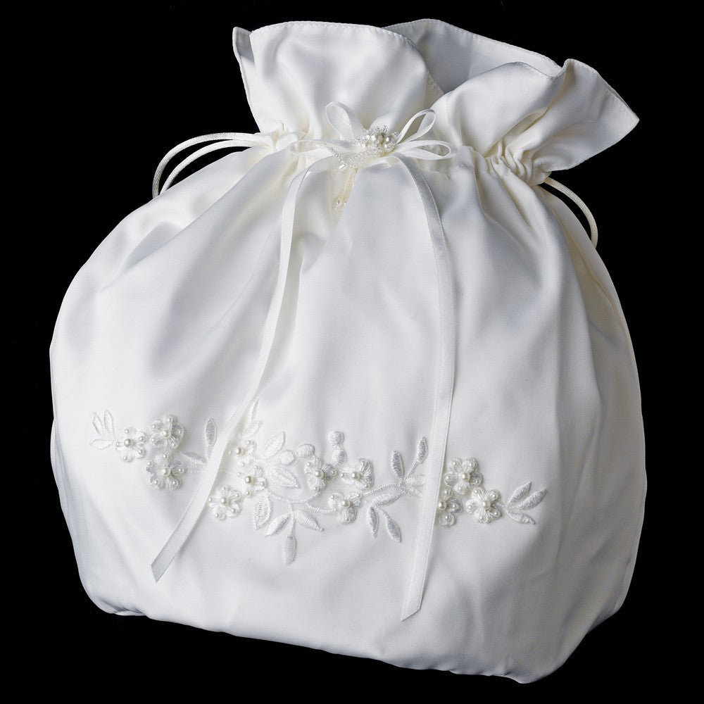 Bridal Wedding Money Bag 695