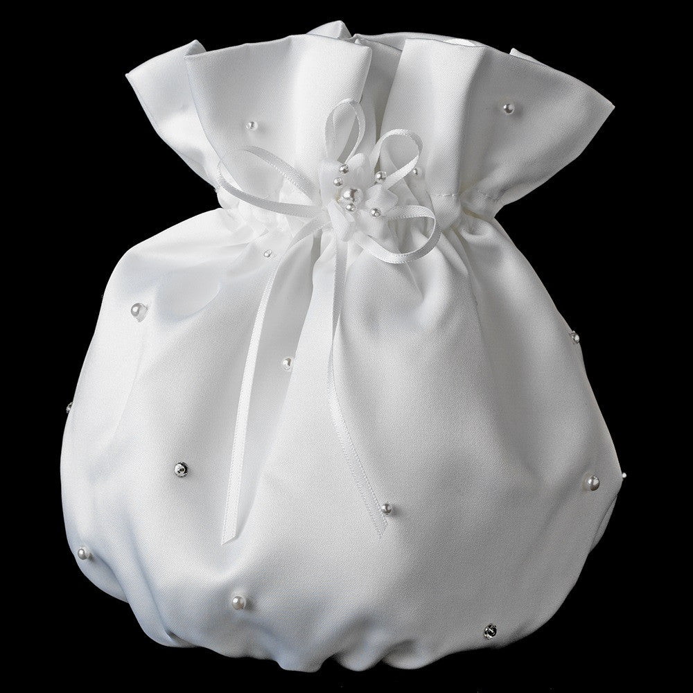 Bridal Wedding Money Bag 727