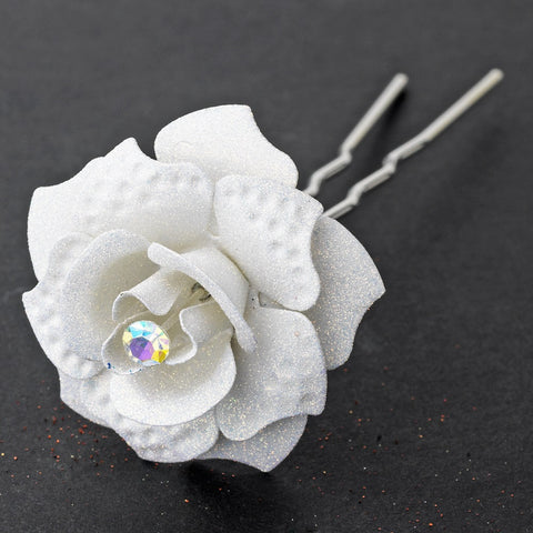 Glitter Bridal Wedding Hair Pin 900
