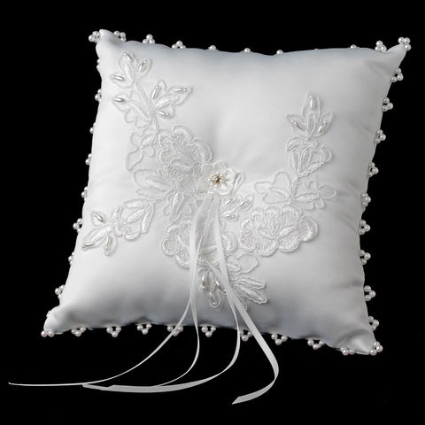 Bridal Wedding Ring Bearer Bridal Wedding Pillow RP 504