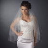 "2 Layer 28"" and 36"" Fingertip Bridal Wedding Veil 2009"