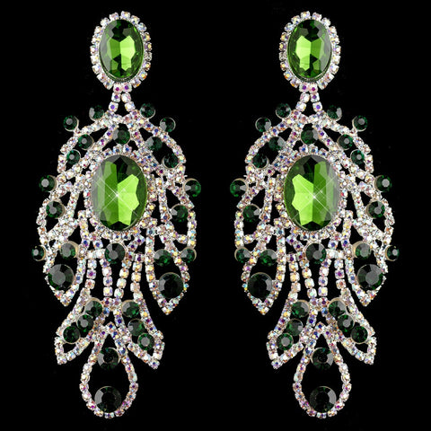 Chandelier Earrings – Crystal Couture Bridal