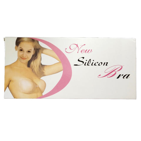 New Silicon Bra