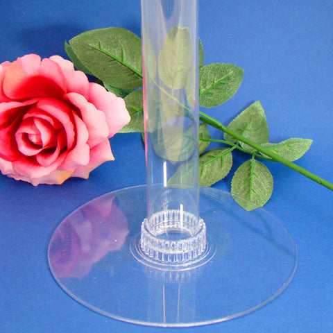 Acrylic Bridal Wedding Bouquet Holder