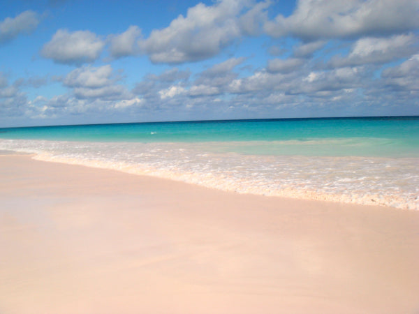 Pink Sands Beach, Harbour Island Bahamas