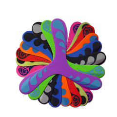 Rain Forest Right Handed Plastic Boomerang Assorted