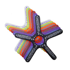 Roundabout Plastic Boomerang Assorted