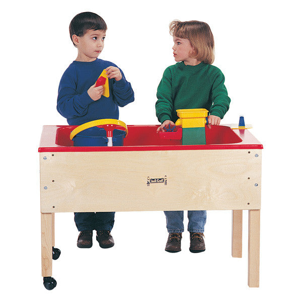 1068 Jonti Craft Space Saver Sensory Table