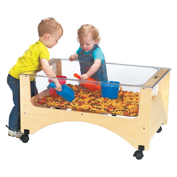 2872JC Jonti Craft¨ See Thru Sensory Table   Toddler
