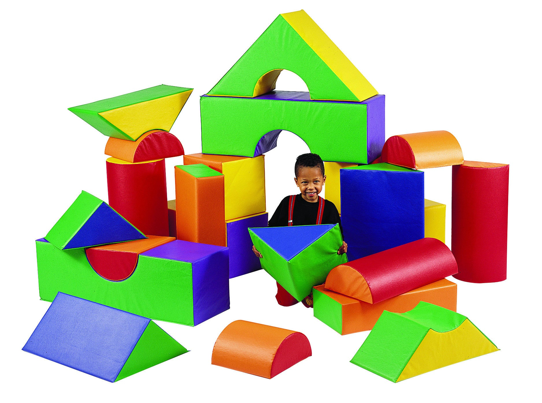 Soft Play Soft Blocks Factory Select