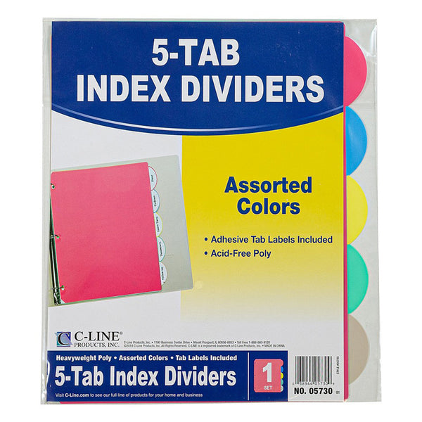 Supplies.Dividers