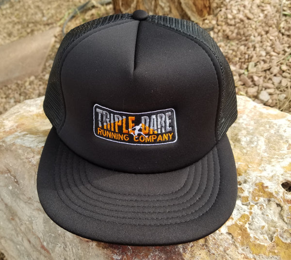 Triple Dare Running Company Trucker Hat