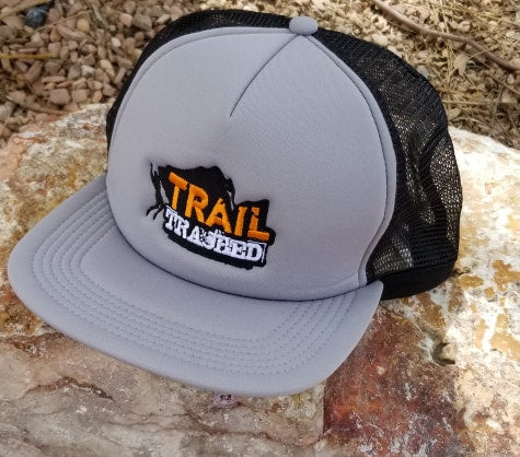 Trail Trashed trucker hats!!