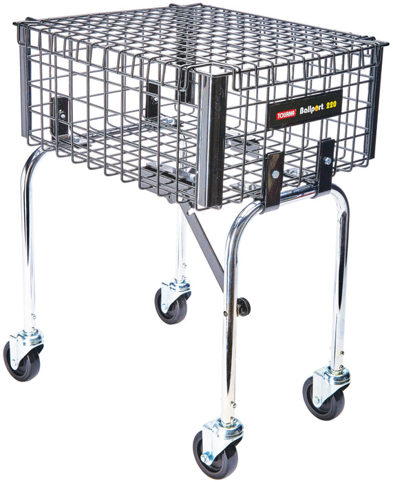 Ballport Travel Tennis Teaching Cart