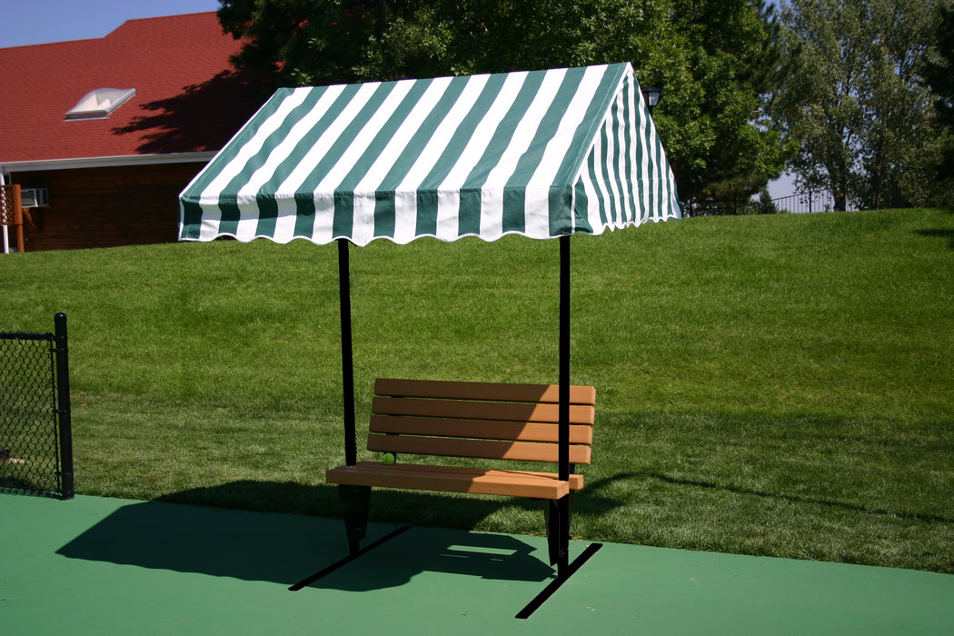 Cabana Bench with Canopy
