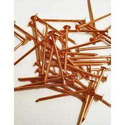 Copper Line Tape Nails