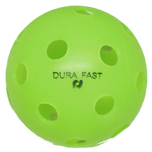Dura Fast Indoor Pickleballs (per dozen)