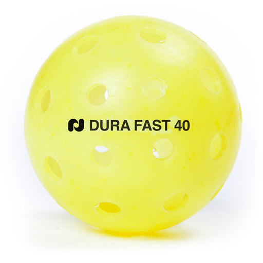 Dura Fast 40 Outdoor Pickleballs (per dozen)