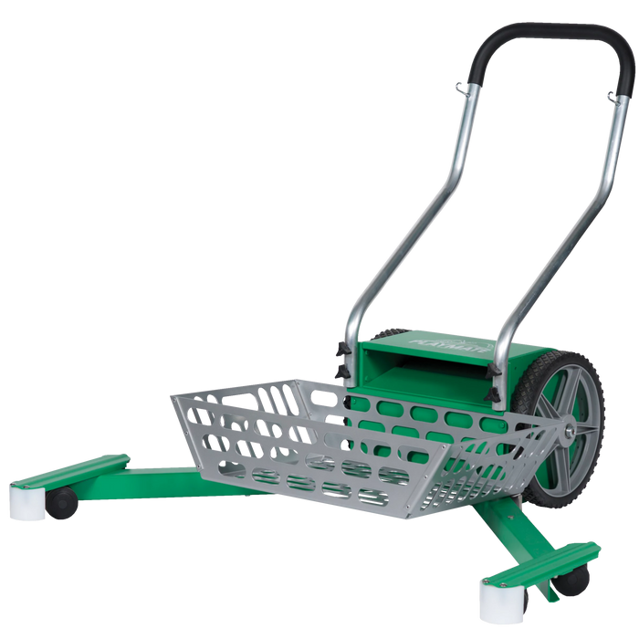 "Playmate Ball Mower<br><span style=""font-size:smaller;color:red;"">Free Shipping on this item!</span>"