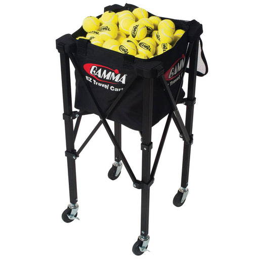 Gamma EZ Travel Tennis Ball Cart
