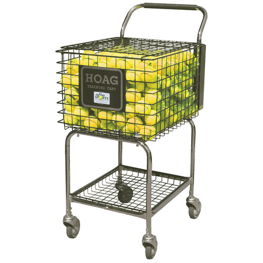 Hoag 350 Ball Tennis Teaching Cart