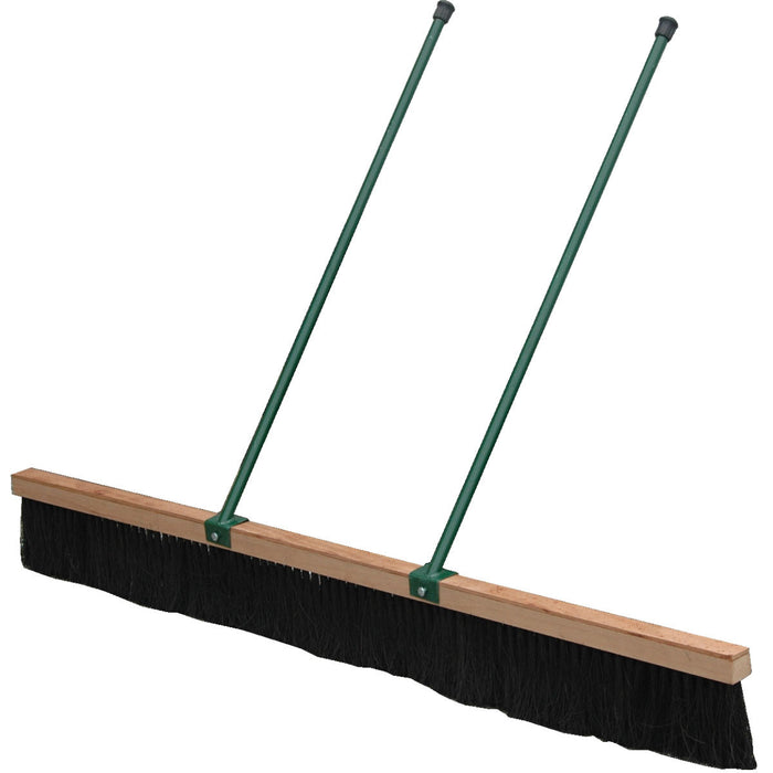 Mahogany Drag Broom for Clay Tennis Courts