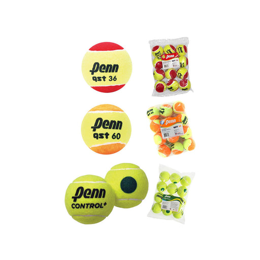 Penn Quick Start Tennis Balls