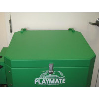 Playmate ball machine Aluminum lid