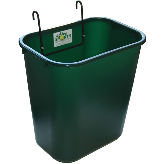 Tidi-Court Valet Replacement Basket in Green