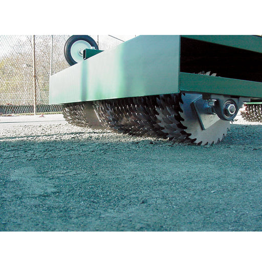 Court Devil Tow Scarifier for Clay Tennis Courts